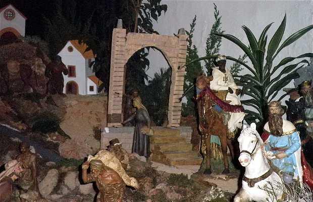 Belén de la Iglesia de Santiago Apostol