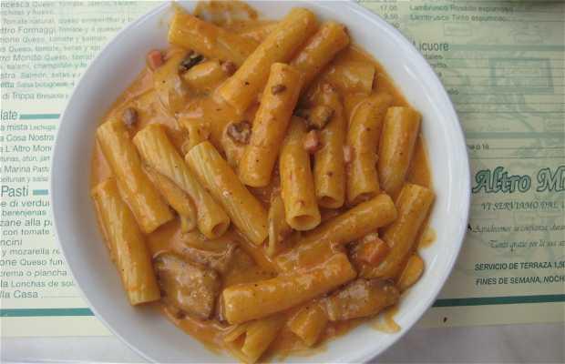 Restaurante L'Altro Mondo