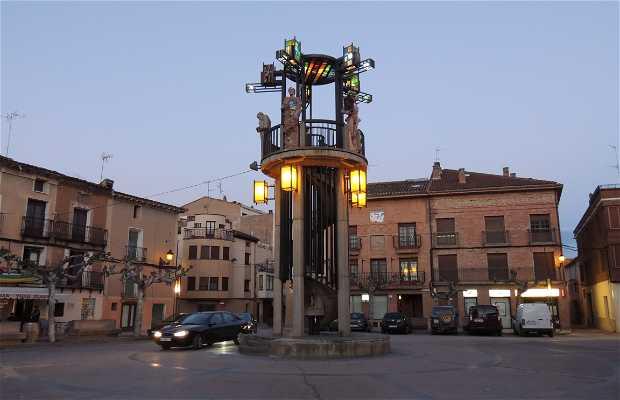 Monumento de la Plaza de España