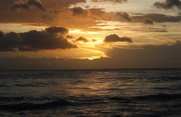 Spiaggia Etang Salé