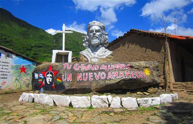 Buste Ernesto Guevara