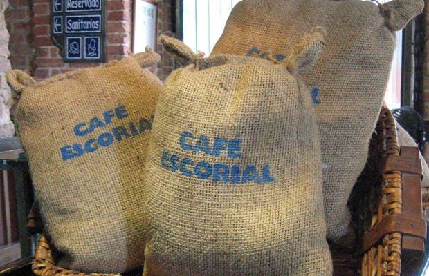 Cafe El Escorial