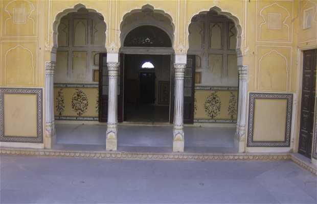 Fuerte de Nahargarh