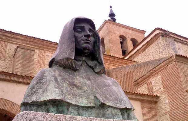 Monument à Fray Bartolomé