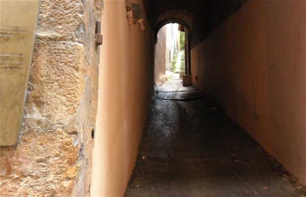 ruelle Punaise