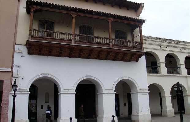 El cabildo y museo de historia