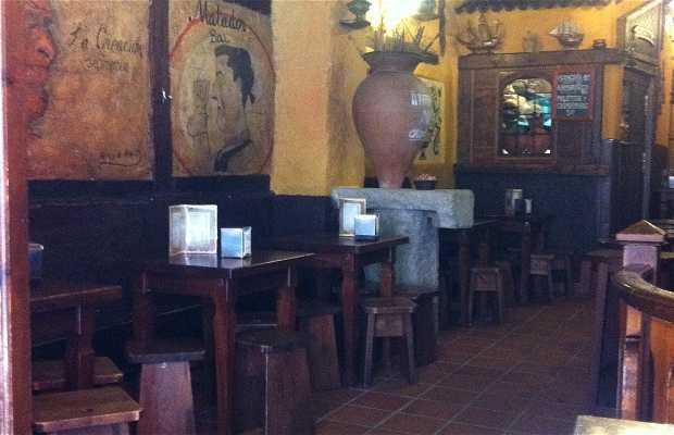 Bar de tapas Malaspina