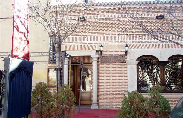 Restaurant la alcazaba