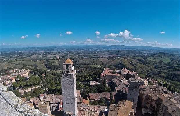 Torre Mirador (San Gimignano)