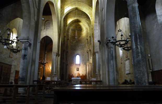 Iglesia de La Trinitá o La magione