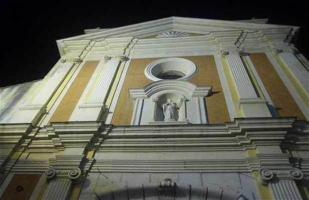 Cathédrale Notre Dame de la Platea d'Antibes