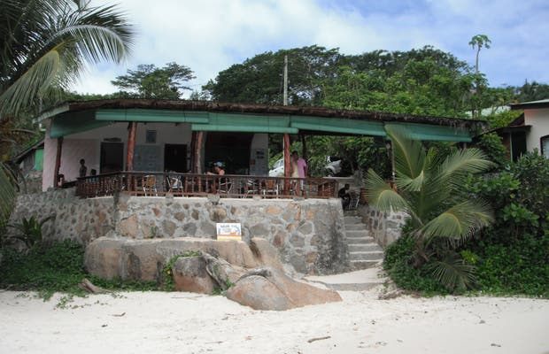Anse Soleil Café Restaurant