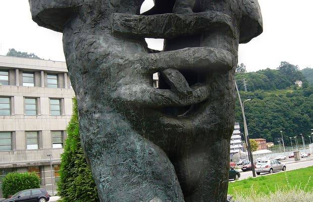 Monument a los Mineros