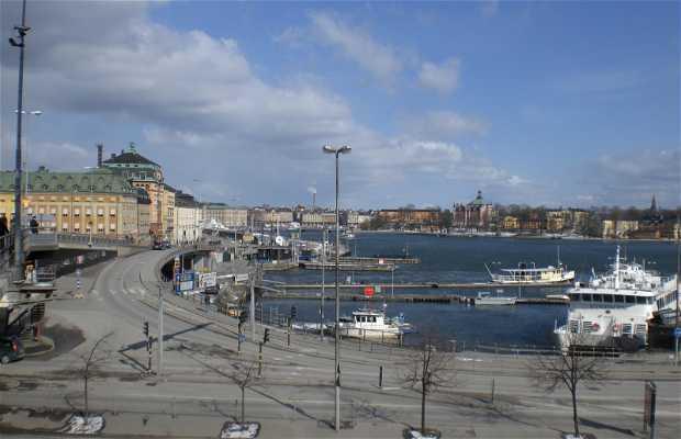 Porto de Estocolmo
