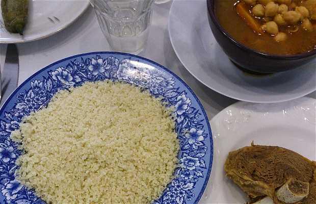 Restaurant oriental El Kakina