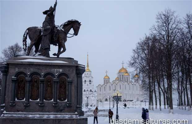 Estatua ecuestre de Vladimir II
