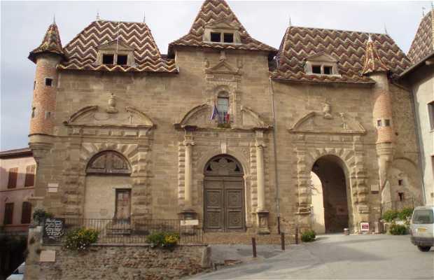 Abadía Saint Antoine