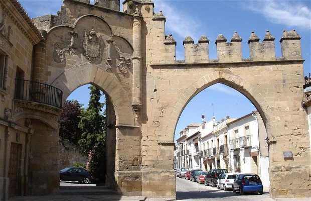 Arco de Villalar