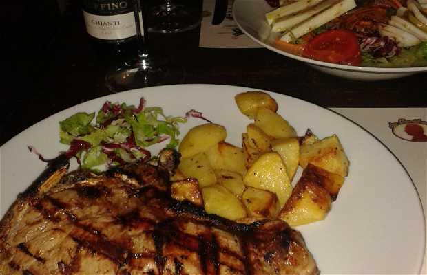 Restaurant da Garibardi