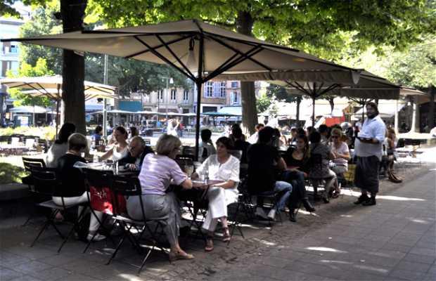 Plaza San Jorge