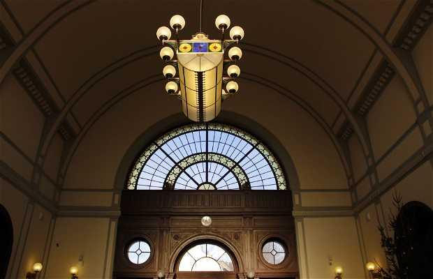 Estación Central de Pécs