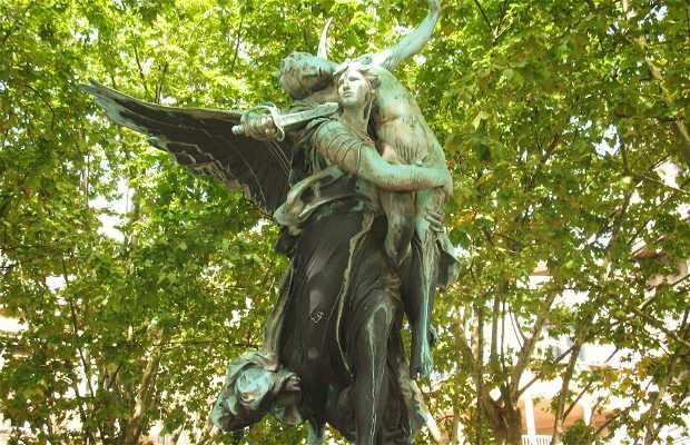 Statue Gloria Victis