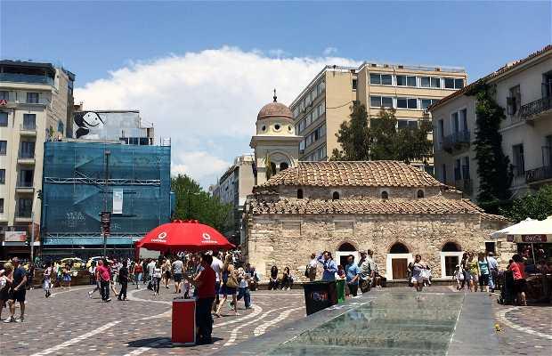 Place Monastiriki