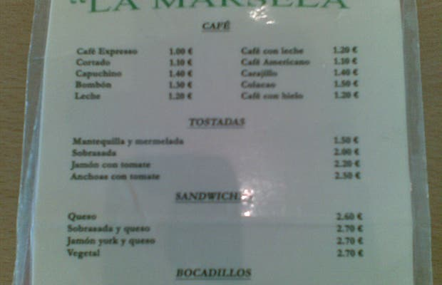 Panaderia La Marsela