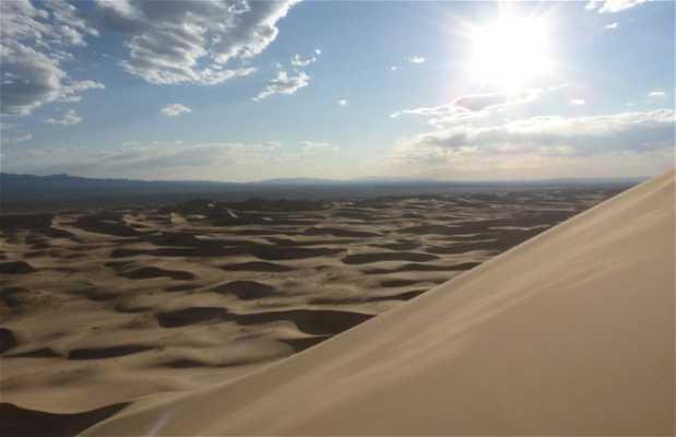 Dunes de Khongoryn els