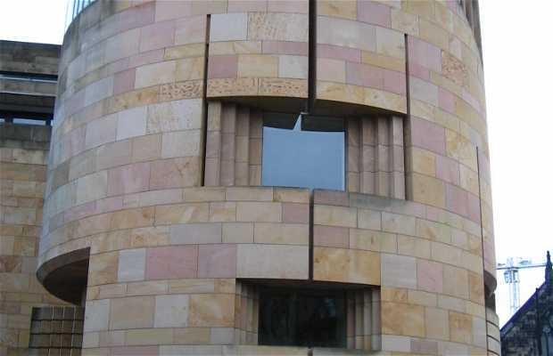 Le Musée National de l'Écosse