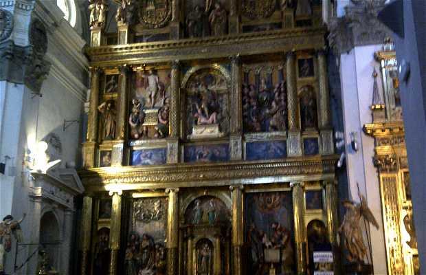 Iglesia de San Miguel y San Julián