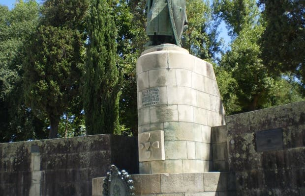 Monumento a Alfonso Henriques a Guimarães