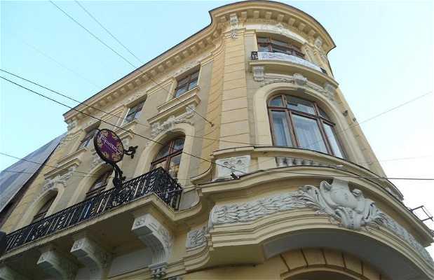 L'ancienne Banque L. Berkowitz