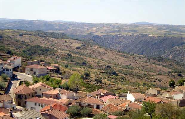 Belvedere Las Peñas di Fermoselle