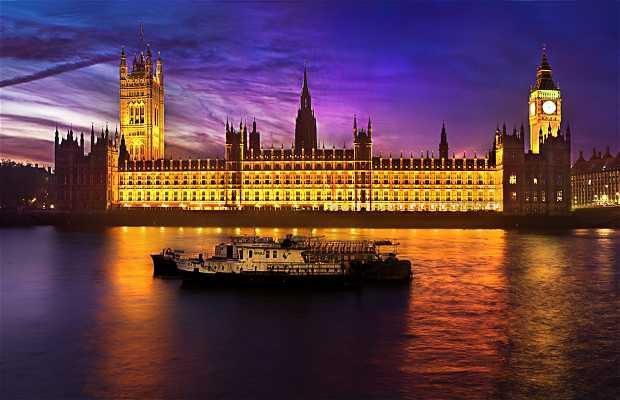 Londres desde el Támesis
