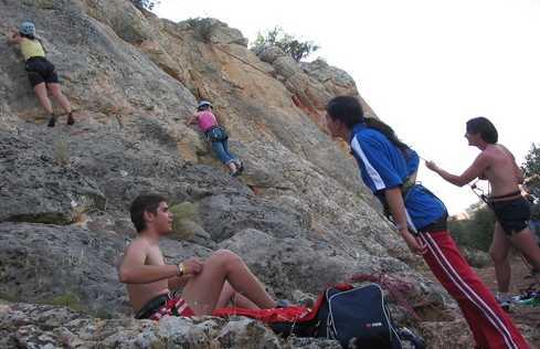Actividades de turismo activo