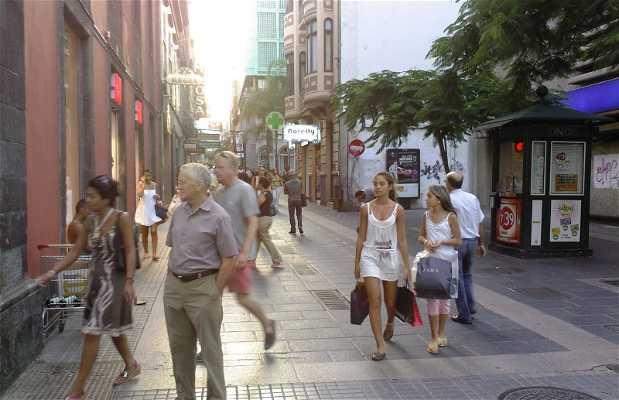 Castillo street