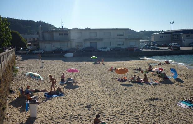 Pescadoira Beach