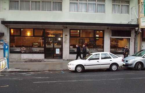 Cafetería Torre Esmeralda