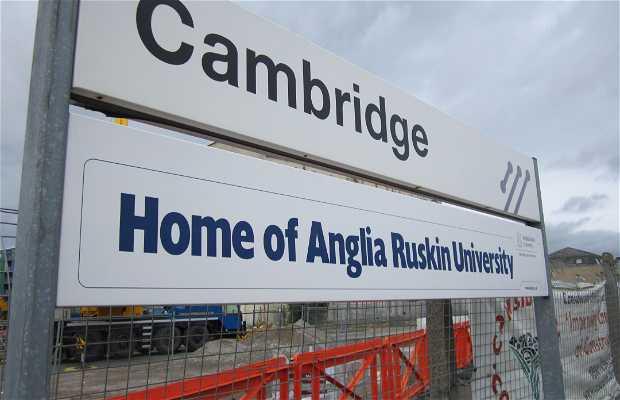 Estación de tren de Cambridge