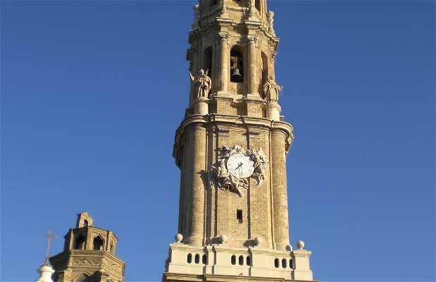 Church Tower San Salvador