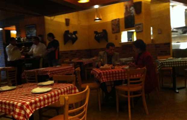 Vecchio Forno Restaurante.