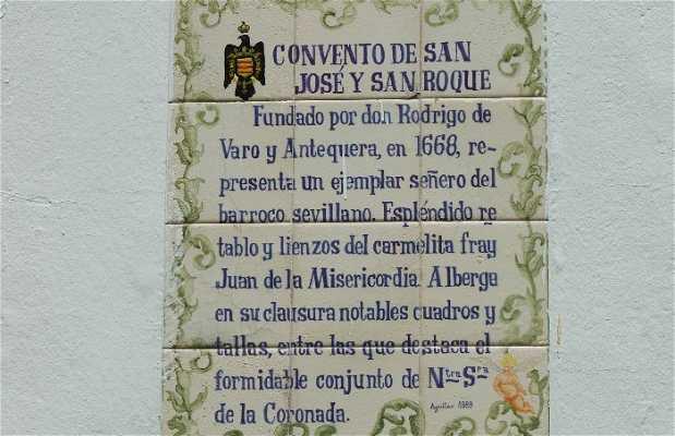 Eglise conventuelle de San José y San Roque