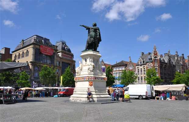 Monumento de Jacobo de Artevelde