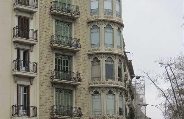 Casa Enriqueta Rodríguez de Lacín