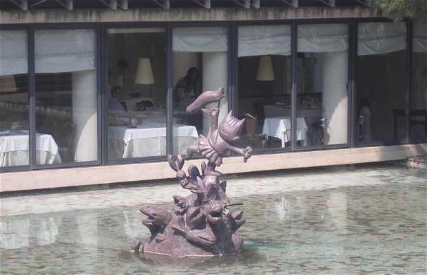 Estatua de Cobi