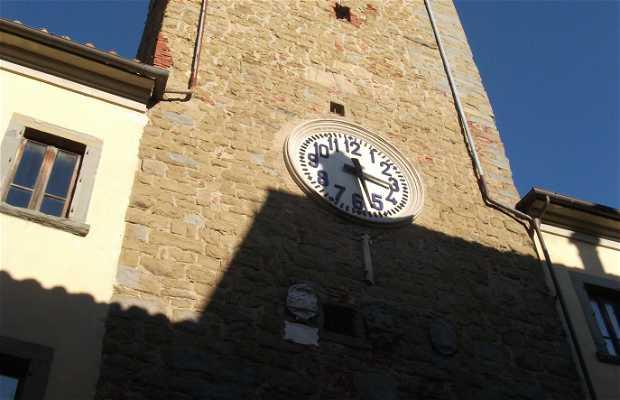 Palacio Pretorio- Torre Cívica