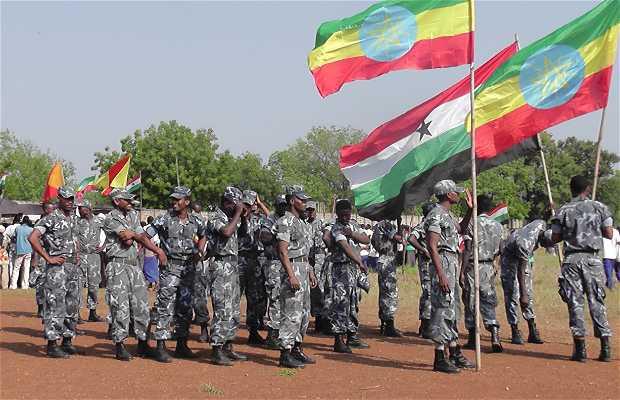 National and Nationalities Day Gambella