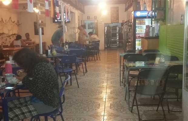 Aura Andina Café