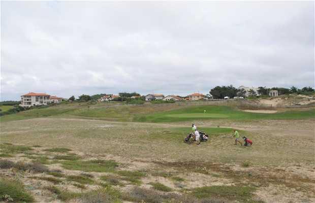 Chiberta Golf Field